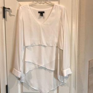 White House Black Market blouse size 4